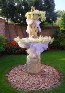 fontana del venice secret garden